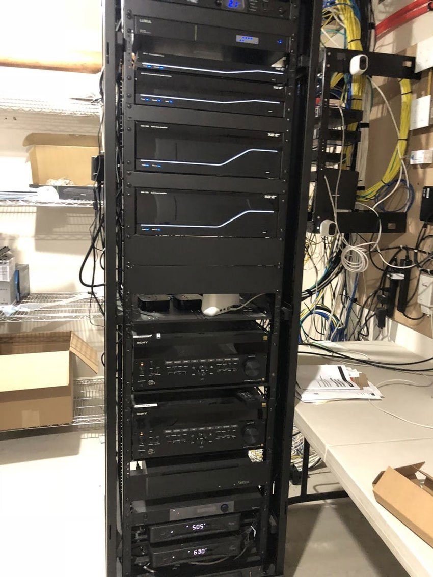 commercial audio video installations, restaurant audio video installation